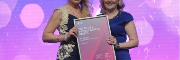 SA Telstra Young Business Woman of the Year